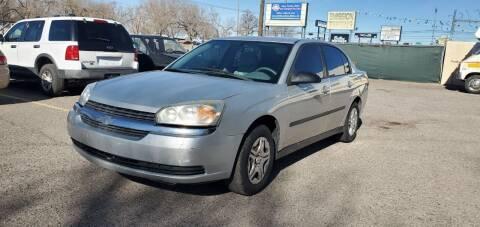 2005 Chevrolet Malibu for sale at One Community Auto LLC in Albuquerque NM