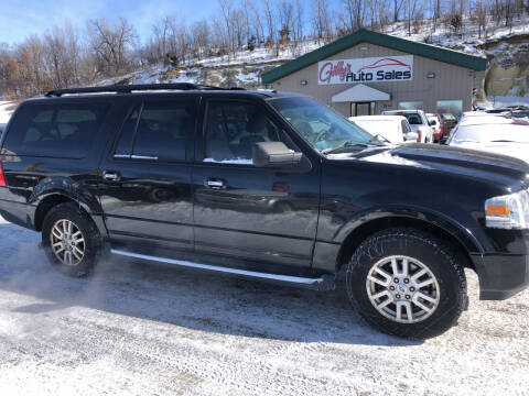 2011 Ford Expedition EL for sale at Gilly's Auto Sales in Rochester MN