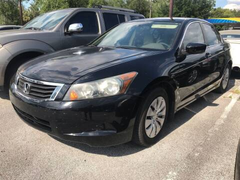 2008 Honda Accord for sale at Popular Imports Auto Sales in Gainesville FL