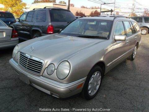 1999 Mercedes-Benz E-Class for sale at Reliable Auto Sales in Roselle NJ