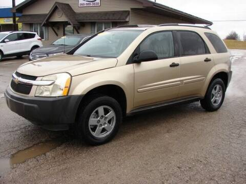 2005 Chevrolet Equinox for sale at Lehmans Automotive in Berne IN