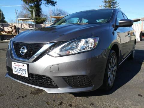 2016 Nissan Sentra for sale at AutoDistributors Inc in Fulton CA