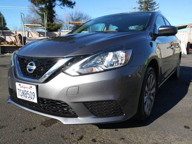 2016 Nissan Sentra for sale at AutoDistributors Inc in Fulton CA