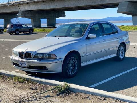 2003 BMW 5 Series for sale at Citi Trading LP in Newark CA