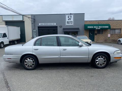2003 Buick Park Avenue for sale at 57 AUTO in Feeding Hills MA
