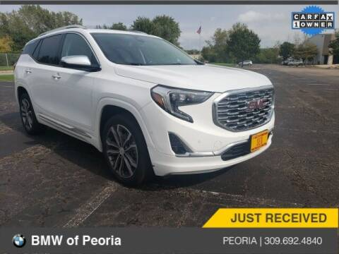 2020 GMC Terrain for sale at BMW of Peoria in Peoria IL