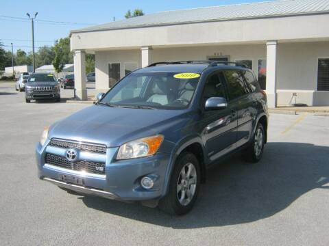 2010 Toyota RAV4 for sale at Premier Motor Co in Springdale AR