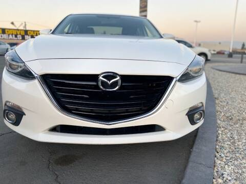2014 Mazda MAZDA3 for sale at Global Auto Group in Fontana CA