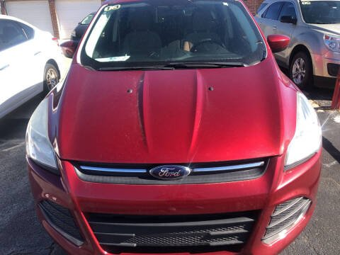 2013 Ford Escape for sale at Moore Imports Auto in Moore OK