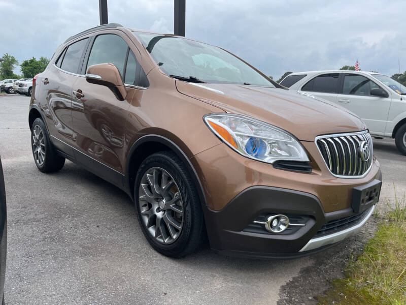 2016 Buick Encore for sale at Auto Credit Xpress - Sherwood in Sherwood AR