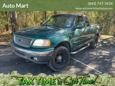 1999 Ford F-150 for sale at Auto Mart in North Charleston SC