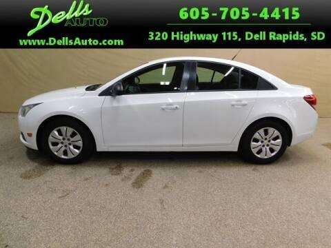 2014 Chevrolet Cruze for sale at Dells Auto in Dell Rapids SD