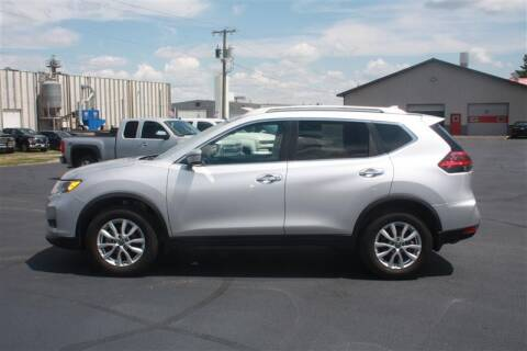 2019 Nissan Rogue for sale at SCHMITZ MOTOR CO INC in Perham MN