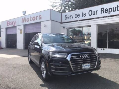 2017 Audi Q7 for sale at Bay Motors Inc in Baltimore MD