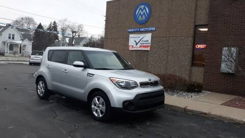 2019 Kia Soul for sale at Mighty Motors in Adrian MI