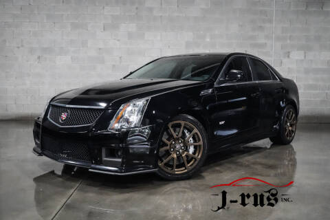 2010 Cadillac CTS-V for sale at J-Rus Inc. in Macomb MI
