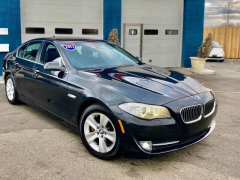 2013 BMW 5 Series for sale at Saugus Auto Mall in Saugus MA