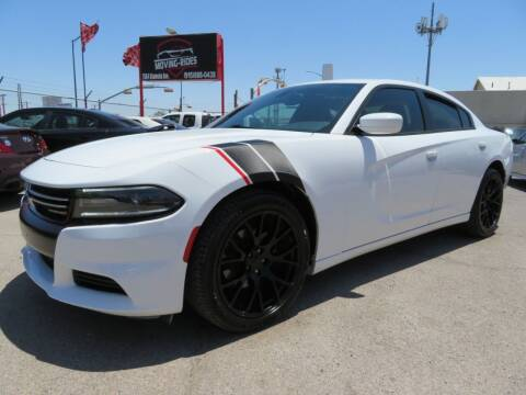 2015 Dodge Charger for sale at Moving Rides in El Paso TX