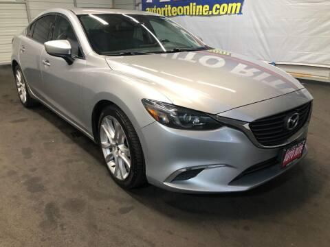 2017 Mazda MAZDA6 for sale at Auto Rite in Cleveland OH