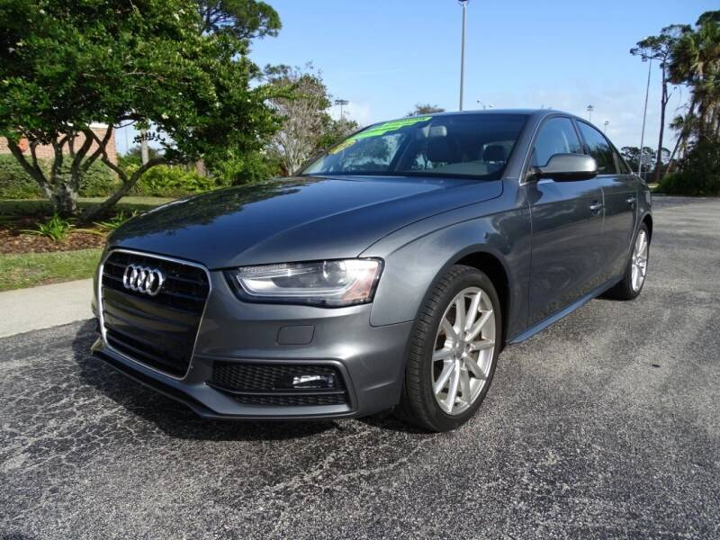2016 Audi A4 for sale at Park Avenue Motors in New Smyrna Beach FL