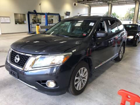 2014 Nissan Pathfinder for sale at MOUNT EDEN MOTORS INC in Bronx NY