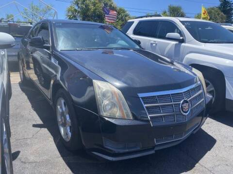 2009 Cadillac CTS for sale at Mike Auto Sales in West Palm Beach FL