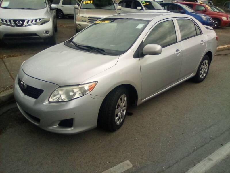 2009 Toyota Corolla for sale at Payless Car & Truck Sales in Mount Vernon WA
