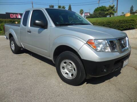 2015 Nissan Frontier for sale at ARAX AUTO SALES in Tujunga CA