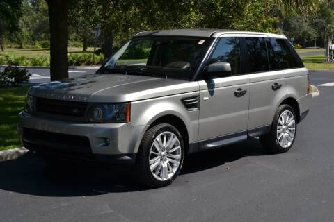 2011 Land Rover Range Rover Sport for sale at GulfCoast Motorsports in Osprey FL