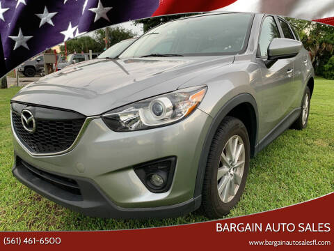 2014 Mazda CX-5 for sale at Bargain Auto Sales in West Palm Beach FL