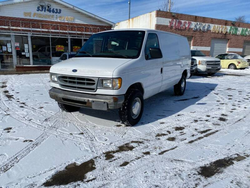 2000 Ford E-250 for sale at Liberty Auto Show in Toledo OH