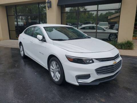 2017 Chevrolet Malibu for sale at Premier Motorcars Inc in Tallahassee FL