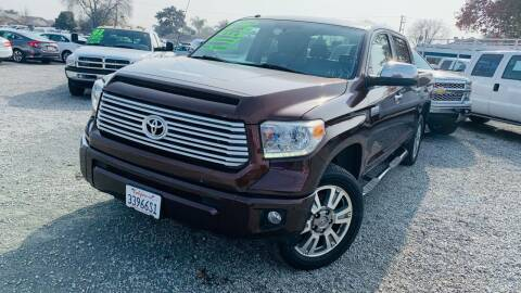2014 Toyota Tundra for sale at LA PLAYITA AUTO SALES INC - Tulare Lot in Tulare CA