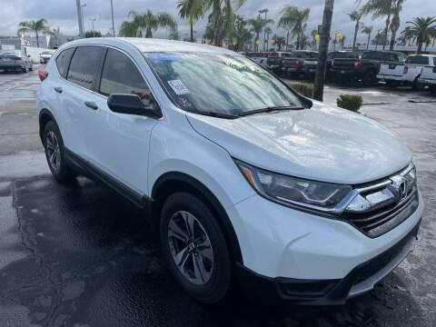 2018 Honda CR-V for sale at Nissan of Bakersfield in Bakersfield CA