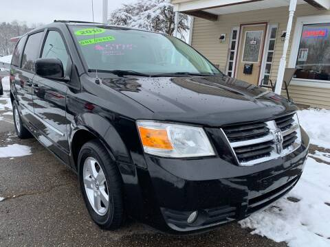2010 Dodge Grand Caravan for sale at G & G Auto Sales in Steubenville OH