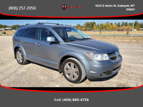 2009 Dodge Journey for sale at Auto Solutions in Kalispell MT