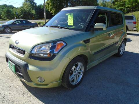 2011 Kia Soul for sale at Wimett Trading Company in Leicester VT