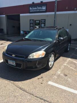 2006 Chevrolet Impala for sale at Specialty Auto Wholesalers Inc in Eden Prairie MN