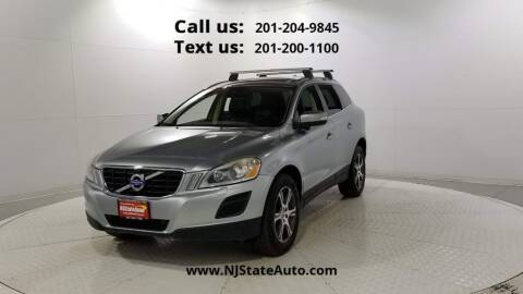 2013 Volvo XC60 for sale at NJ State Auto Used Cars in Jersey City NJ
