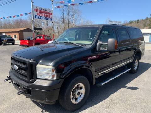 2005 Ford Excursion for sale at INTERNATIONAL AUTO SALES LLC in Latrobe PA