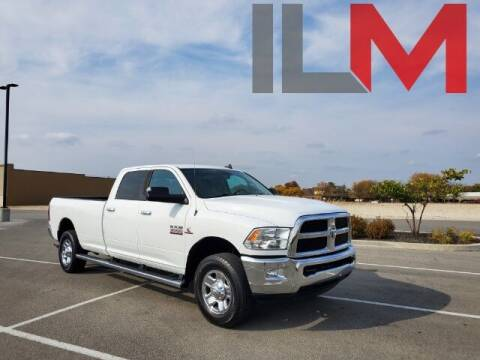 2014 RAM Ram Pickup 3500 for sale at INDY LUXURY MOTORSPORTS in Fishers IN