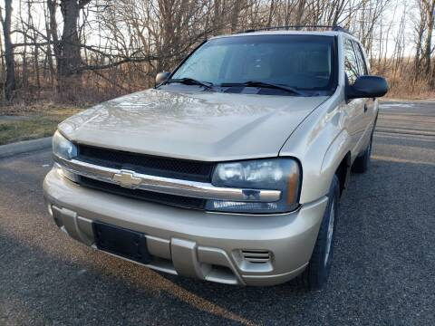 2006 Chevrolet TrailBlazer for sale at A+ Family Auto in Marshall MI