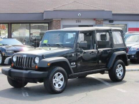 2008 Jeep Wrangler Unlimited for sale at Lynnway Auto Sales Inc in Lynn MA