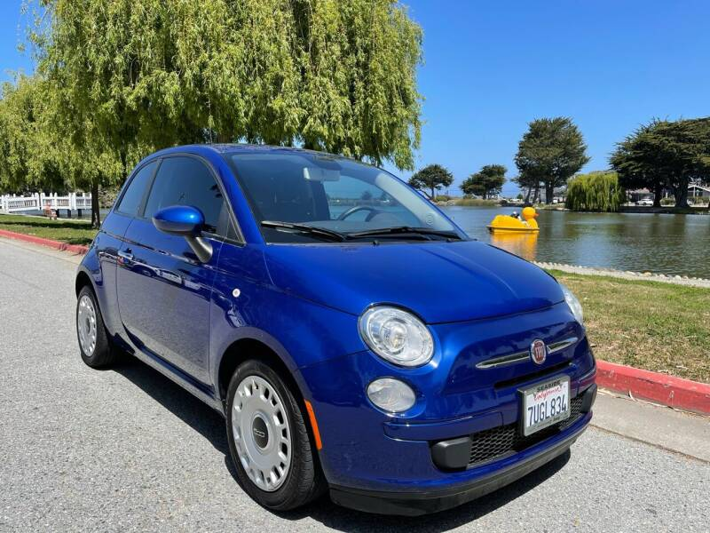 2013 FIAT 500 for sale at Dodi Auto Sales in Monterey CA