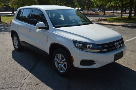 2013 Volkswagen Tiguan for sale at Coleman Auto Group in Austin TX