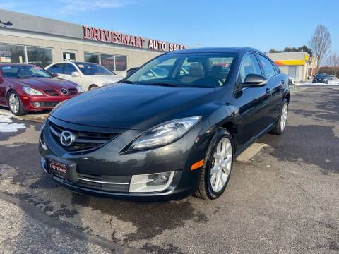 2013 Mazda MAZDA6 for sale at DriveSmart Auto Sales in West Chester OH