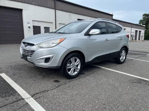 2010 Hyundai Tucson for sale at Auto Land Inc in Fredericksburg VA