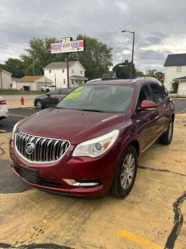 2015 Buick Enclave for sale at Dream Auto Sales in South Milwaukee WI