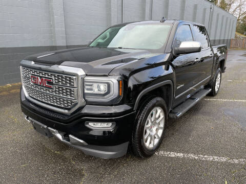 2016 GMC Sierra 1500 for sale at APX Auto Brokers in Lynnwood WA