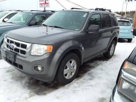 2012 Ford Escape for sale at Affordable 4 All Auto Sales in Elk River MN